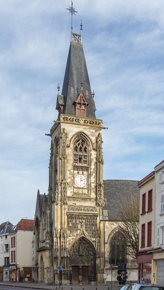 Édifices Religieux _ _ Église Saint-Leu d'Amiens