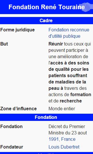 Fondation René-Touraine