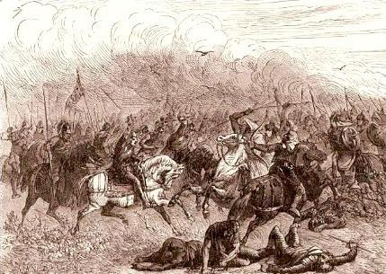 Bataille de la Berre