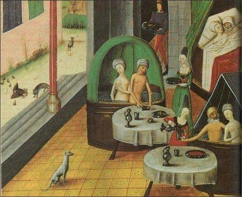 Le quatorzième siècle.