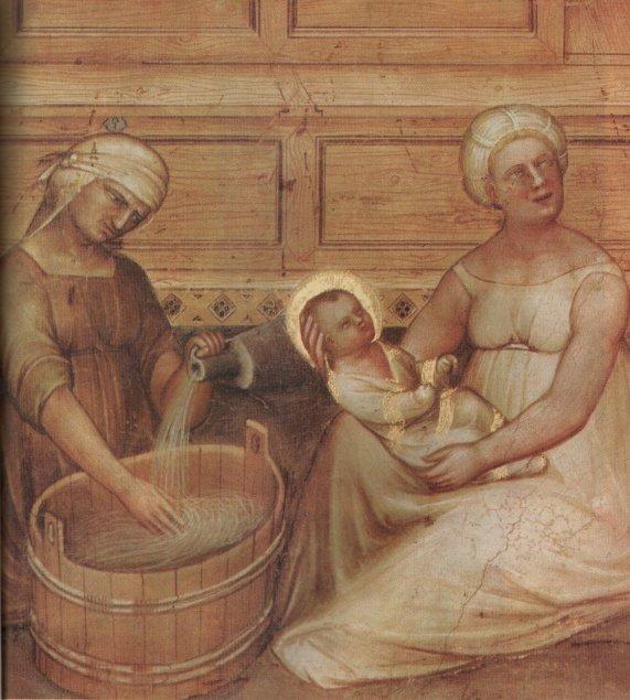 Hygiène du corps au Moyen Age