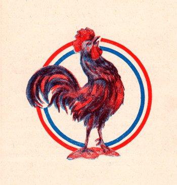 Emblèmes de la France _ _ Le coq gaulois