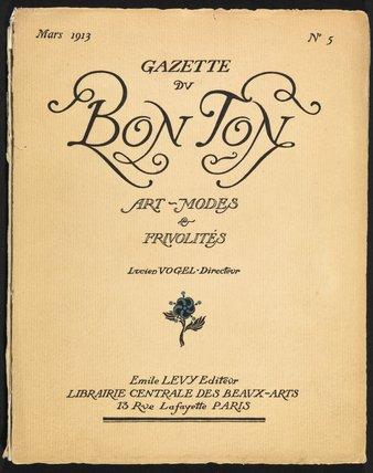 Gazette du Bon Ton