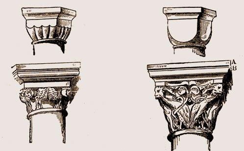 Haut Moyen-Age _ _ Architecture romane (époque capétienne)
