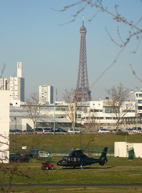 Héliport de Paris - Issy-les-Moulineaux