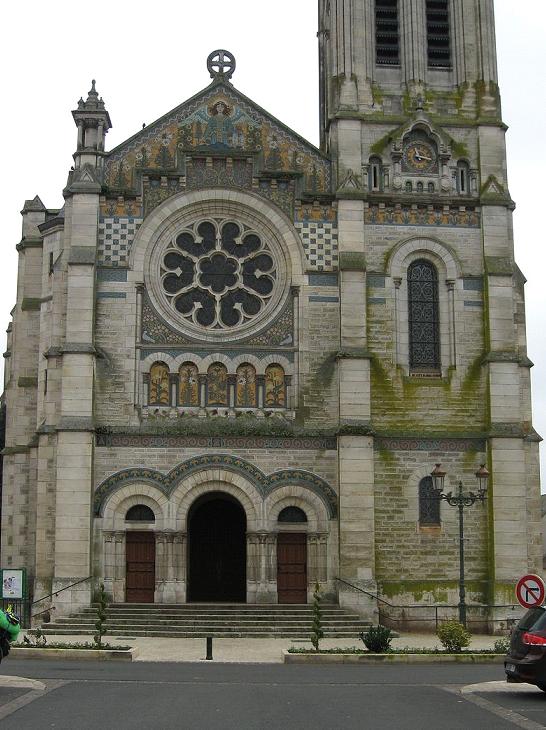 Église Saint-Étienne de Briare