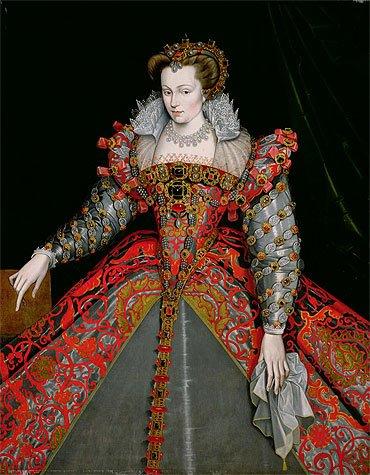 Reine et Impératrices de France _ _ Louise de Lorraine-Vaudémont