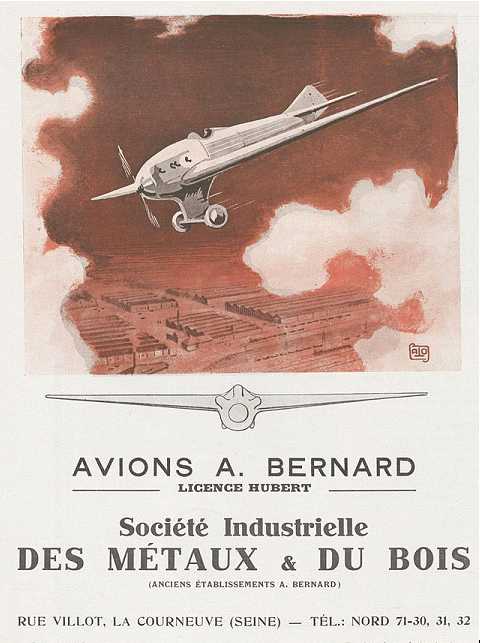 Société des Avions Bernard