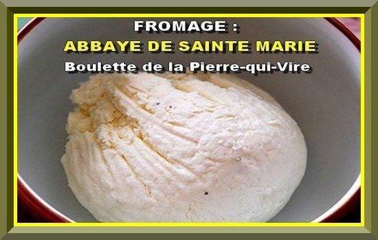 Spécialités Gastronomiques _ _ Boulette de la Pierre-qui-Vire