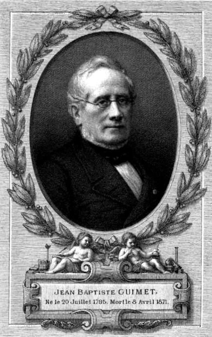 Inventeurs et Inventions _ _ Jean-Baptiste Guimet