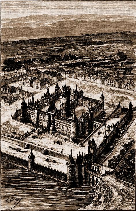 VI. Paris sous les Valois. - Charles V _ Histoire de Paris par Fernand Bournon