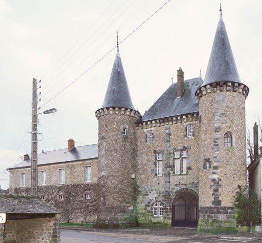Château de La Celle (La Celle-les-Bordes)