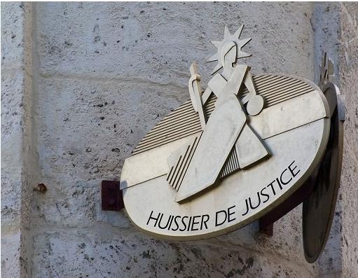 Histoire des métiers _ _ Huissier de justice
