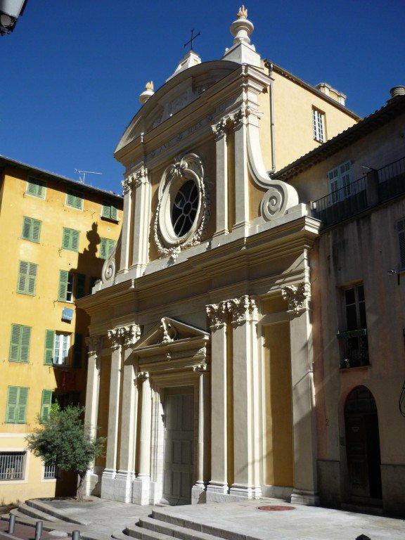 Chapelle Sainte-Croix de Nice