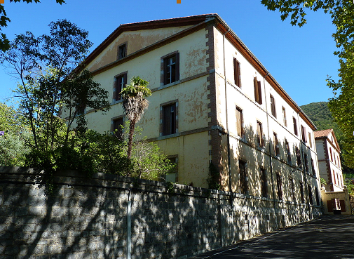 Hôpital thermal des armées (Amélie-les-Bains-Palalda)
