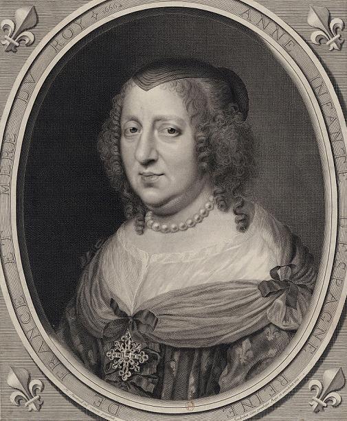 Anne d'Autriche (1601-1666)