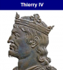 Les Rois de France _ _ Thierry IV