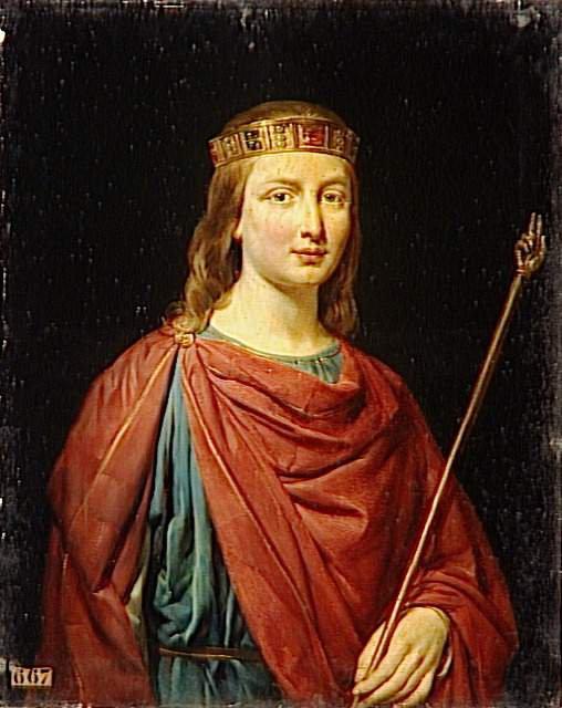 Les Rois de France _ _ Clovis IV