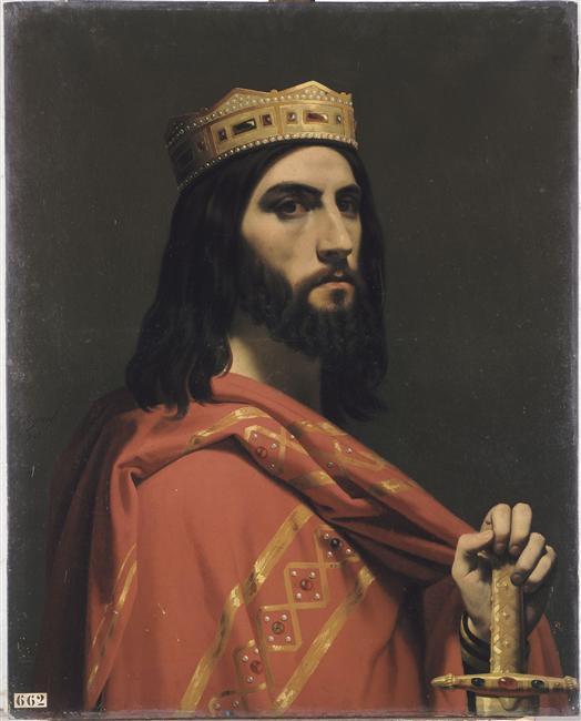 Les Rois de France _ _ Dagobert Ier