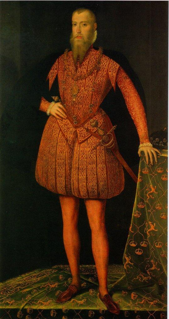 1560 en Europe