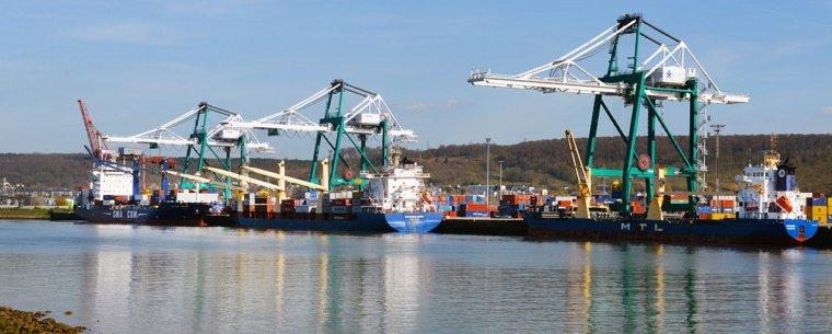 Grand port maritime de rouen l 39 histoire c 39 est un conte de faits - Grand port maritime de rouen ...