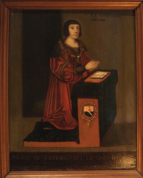 Pierre Terrail de Bayard