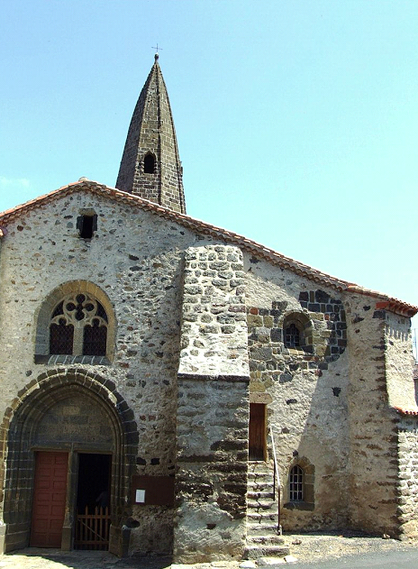 Église Saint-Cirgues de Saint-Cirgues