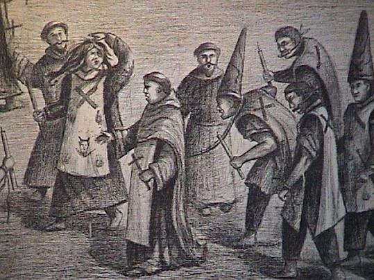 Peines Ecclésiastiques