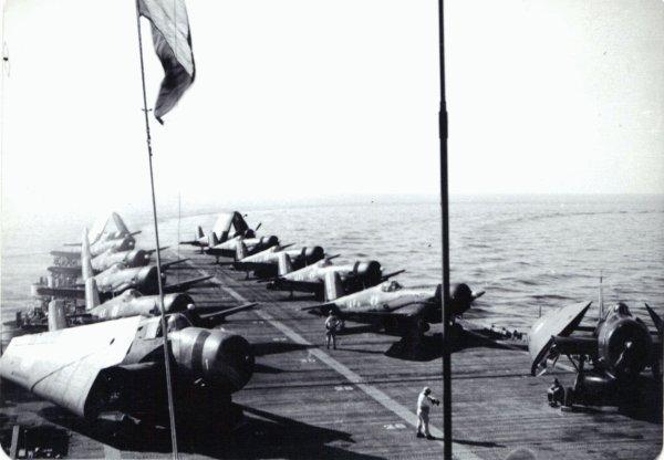 La Fayette (porte-avions)