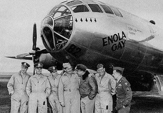 6 août 1945   Une bombe atomique sur Hiroshima !
