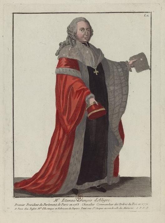 Étienne François d'Aligre