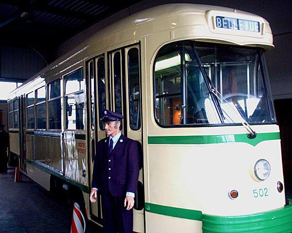 Musée des transports urbains de Saint-Étienne et sa région