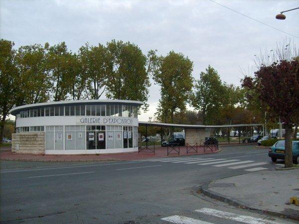 Ancienne gare routière de Royan
