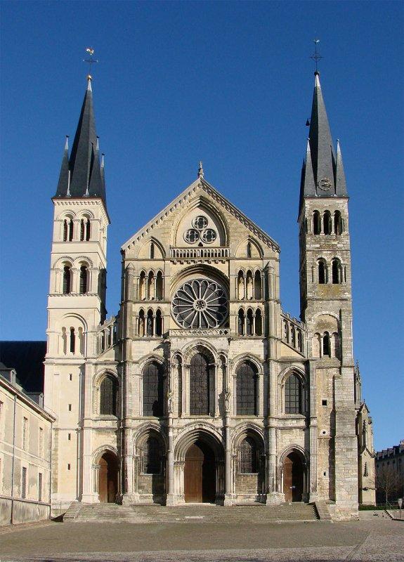 Promenade dans Reims, clin d'½il à un ami