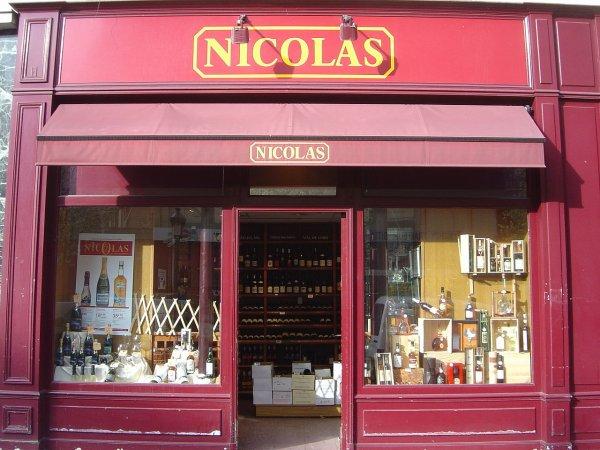 Nicolas (société)
