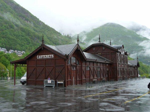 Gare de Cauterets