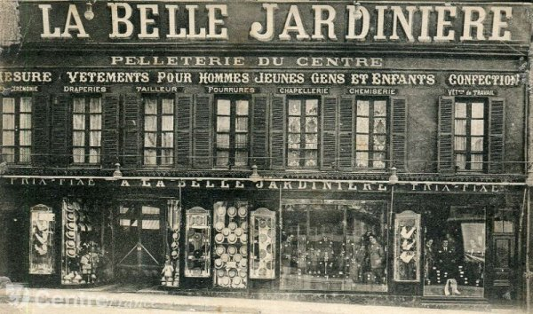 À la Belle Jardinière