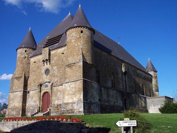Église Saint-Juvin de Saint-Juvin