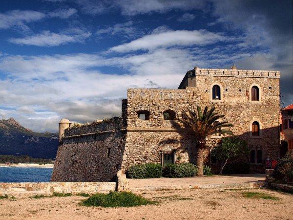 Château fort d'Algajola