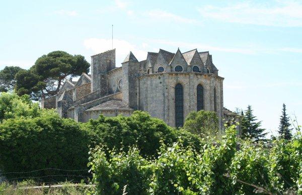 Abbaye de Vignogoul