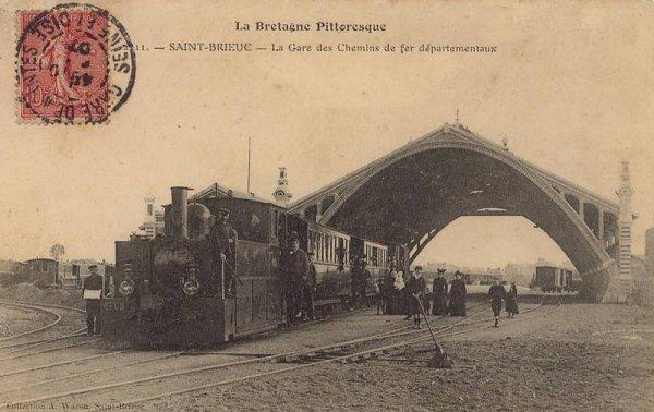 Gare de Saint-Brieuc-Centrale
