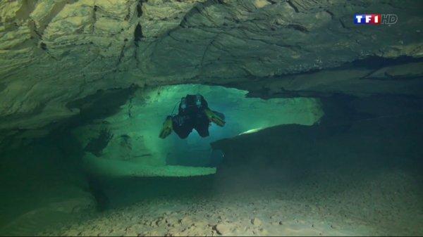 Plongée souterraine