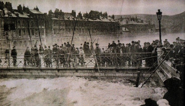 Crue du Doubs de 1910