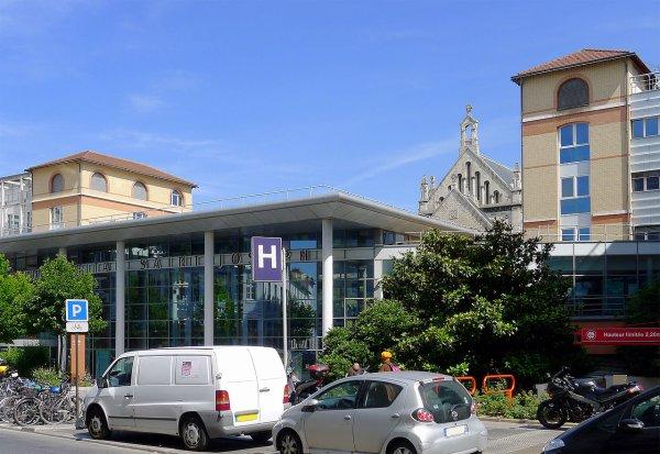 Hôpital Saint-Joseph (Paris)