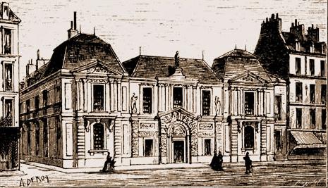 IX. Paris sous les Bourbons. — Henri IV, Louis XIII