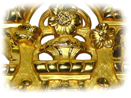 Historique de la dorure à la feuille d'or