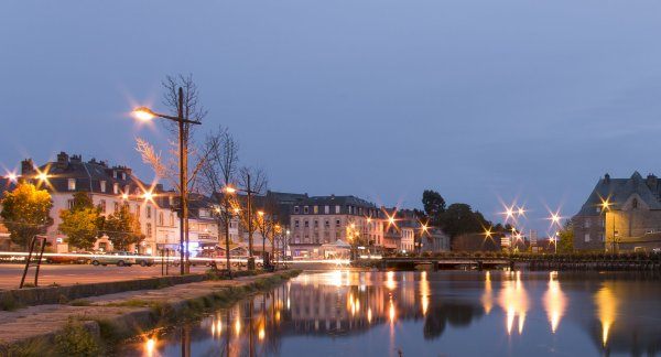 Ville-pont _ Lannion