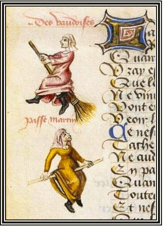 5 décembre 1484 _ _ Le pape enquête sur les sorcières