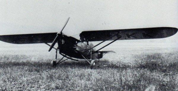 L'Aviation Populaire des années 30 en France