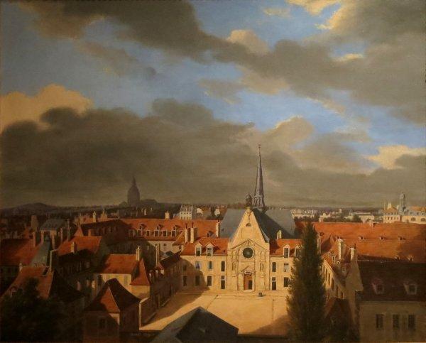 Hôpital Laennec de Paris